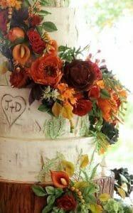 Autumn sugar florals